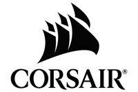 Corsair company logo.