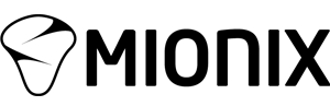 Mionix logo.