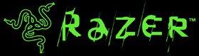 Razer snake logo.