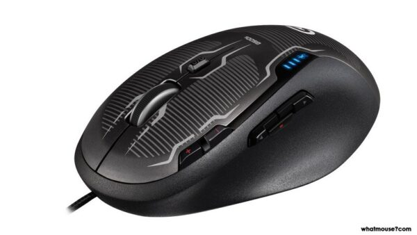 Logitech G500s - Full specifications - What Mouse?