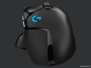 logitech g502 hero back