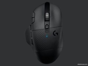logitech g604 lightspeed top