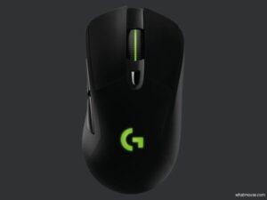 logitech g703 lightspeed hero top