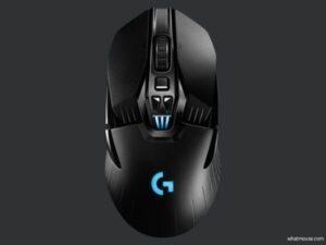 logitech g903 lightspeed hero top