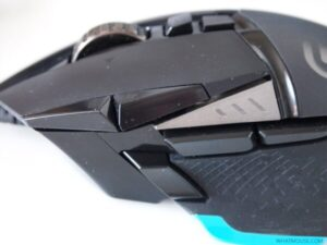 Logitech G502 side buttons