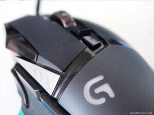 Logitech G502 G logo