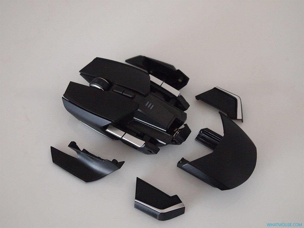 Razer Ouroboros Pictures Photo Gallery What Mouse Black Parts
