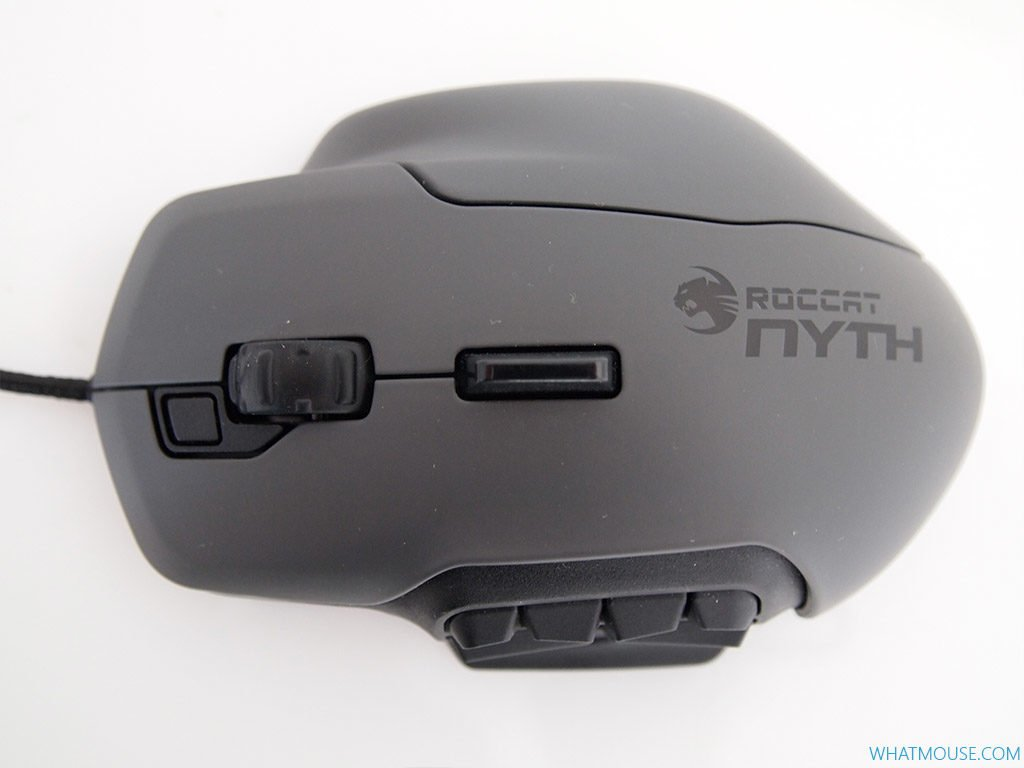 Roccat Nyth top buttons