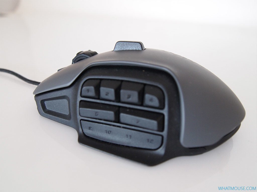 Roccat Nyth side buttons